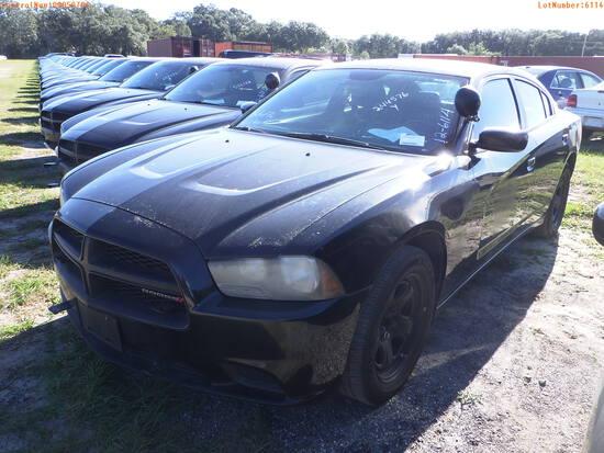 12-06114 (Cars-Sedan 4D)  Seller: Florida State F.H.P. 2014 DODG CHARGER