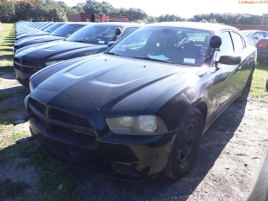 12-06115 (Cars-Sedan 4D)  Seller: Florida State F.H.P. 2013 DODG CHARGER