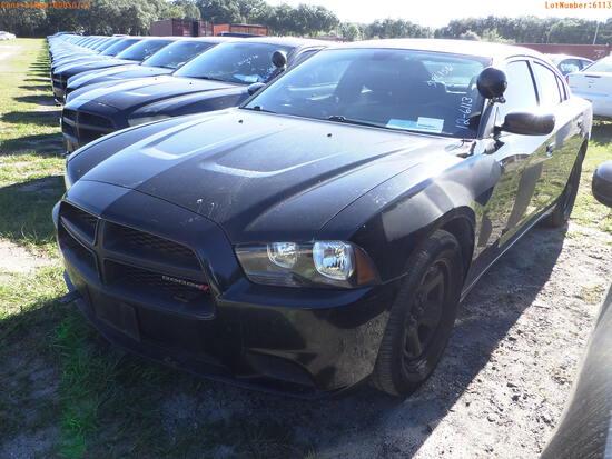 12-06113 (Cars-Sedan 4D)  Seller: Florida State F.H.P. 2013 DODG CHARGER