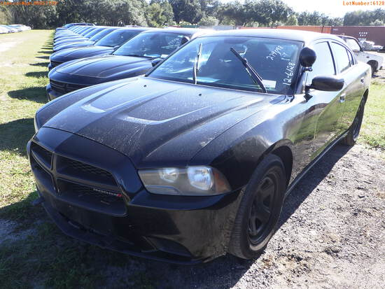 12-06128 (Cars-Sedan 4D)  Seller: Florida State F.H.P. 2014 DODG CHARGER
