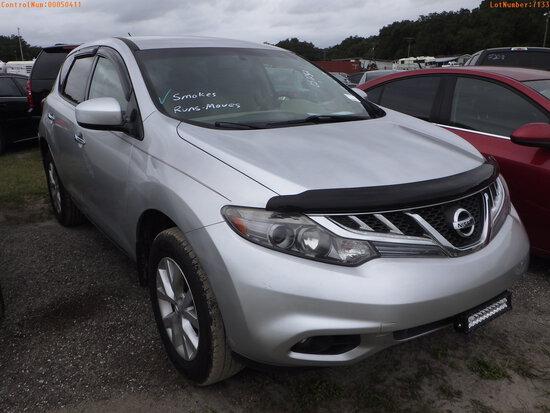 12-50411 (Cars-SUV 4D)  Seller:Private/Dealer 2011 NISS MURANO