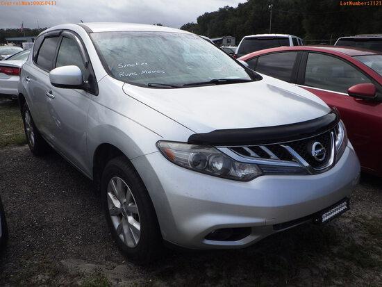 12-07121 (Cars-SUV 4D)  Seller:Private/Dealer 2011 NISS MURANO