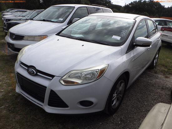 12-50611 (Cars-Sedan 4D)  Seller:Private/Dealer 2013 FORD FOCUS