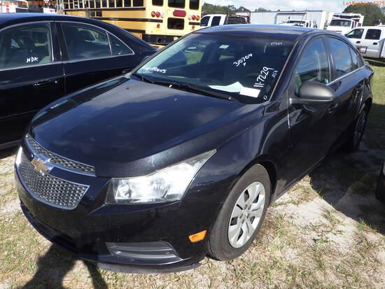 12-51175 (Cars-Sedan 4D)  Seller:Private/Dealer 2012 CHEV CRUZE