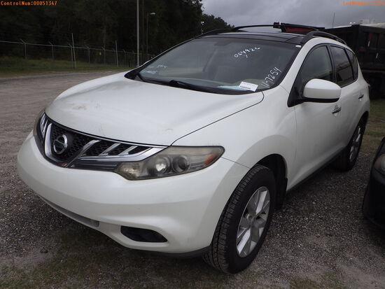 12-51347 (Cars-SUV 4D)  Seller:Private/Dealer 2011 NISS MURANO