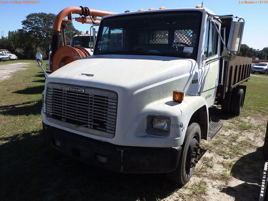 12-50851 (Trucks-Dump)  Seller:Private/Dealer 2001 FRHT FL60
