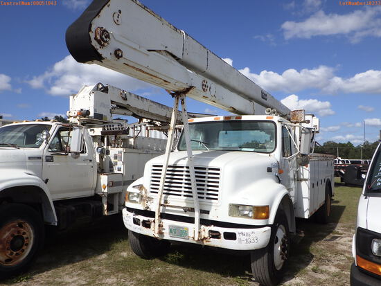 12-51043 (Trucks-Aerial lift)  Seller:Private/Dealer 1997 INTL 4700