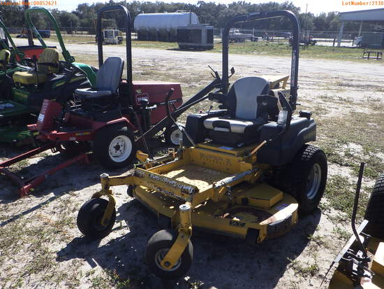 2-02130 (Equip.-Mower)  Seller: Gov-Pinellas County BOCC HUSTLER SUPER Z 934927