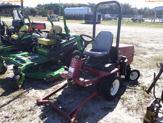 2-02132 (Equip.-Mower)  Seller: Gov-Pinellas County BOCC TORO GROUNDS MASTER 225