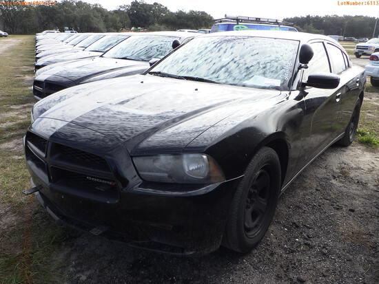 2-06113 (Cars-Sedan 4D)  Seller: Florida State F.H.P. 2013 DODG CHARGER