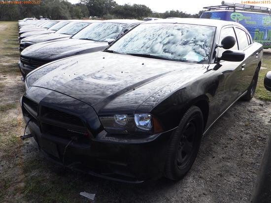 2-06115 (Cars-Sedan 4D)  Seller: Florida State F.H.P. 2014 DODG CHARGER