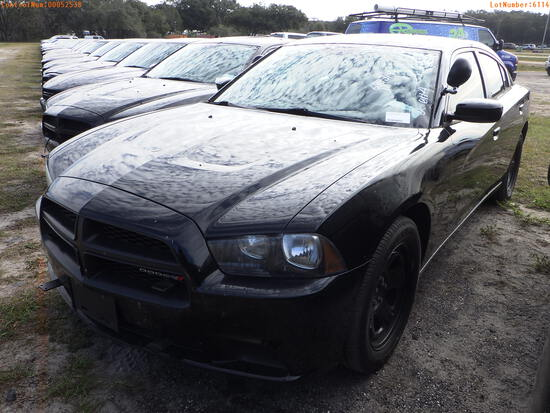2-06114 (Cars-Sedan 4D)  Seller: Florida State F.H.P. 2013 DODG CHARGER