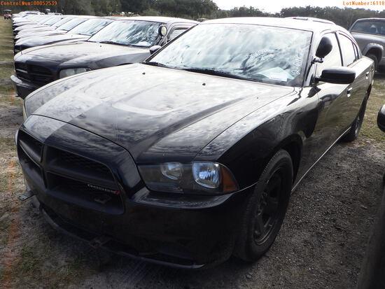 2-06118 (Cars-Sedan 4D)  Seller: Florida State F.H.P. 2012 DODG CHARGER
