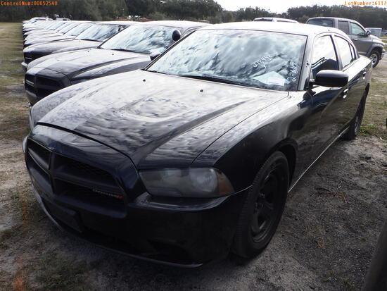 2-06117 (Cars-Sedan 4D)  Seller: Florida State F.H.P. 2012 DODG CHARGER