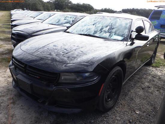 2-06116 (Cars-Sedan 4D)  Seller: Florida State F.H.P. 2016 DODG CHARGER