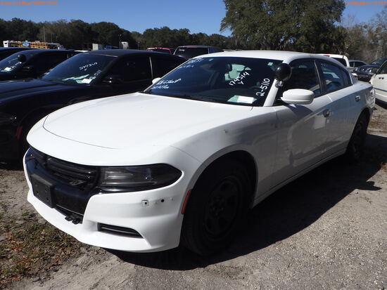 2-05110 (Cars-Sedan 4D)  Seller: Gov-Hillsborough County Sheriff-s 2016 DODG CHA