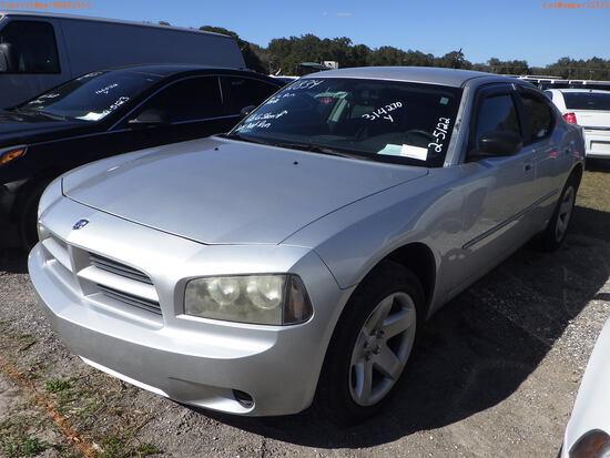 2-05122 (Cars-Sedan 4D)  Seller: Gov-Hillsborough County Sheriff-s 2008 DODG CHA