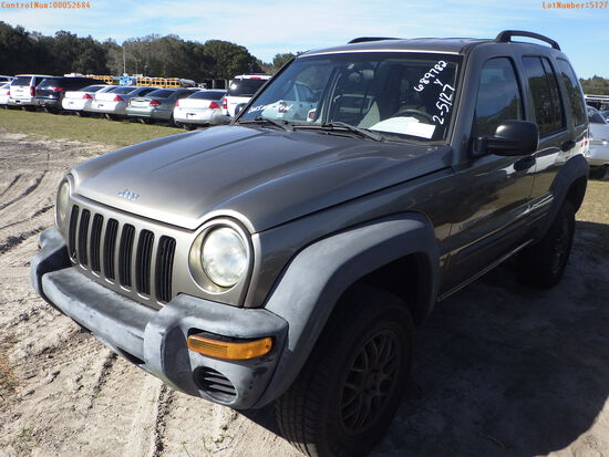 2-05127 (Cars-SUV 4D)  Seller:Private/Dealer 2003 JEEP LIBERTY