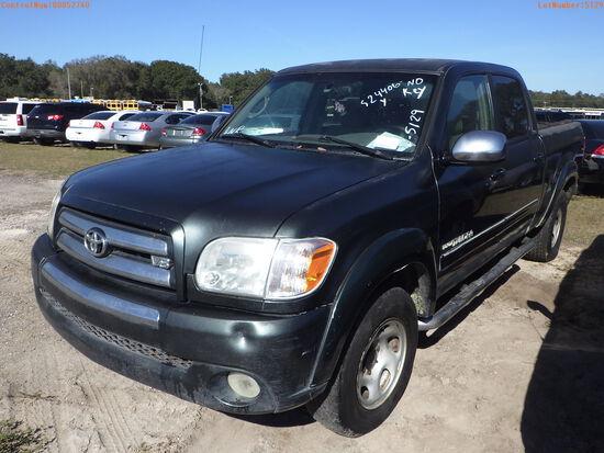 2-05129 (Trucks-Pickup 2D)  Seller:Private/Dealer 2006 TOYT TUNDRA