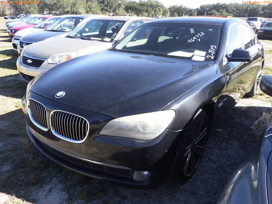 2-07115 (Cars-Sedan 4D)  Seller:Private/Dealer 2012 BMW 750LI