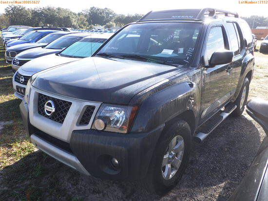 2-51627 (Cars-SUV 4D)  Seller:Private/Dealer 2012 NISS XTERRA