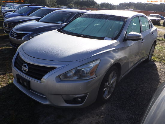 2-51741 (Cars-Sedan 4D)  Seller:Private/Dealer 2013 NISS ALTIMA
