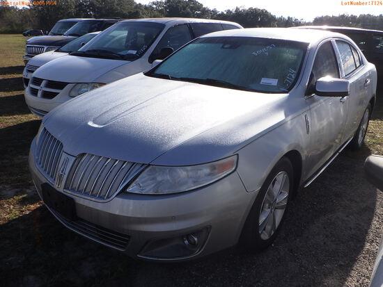 2-51954 (Cars-Sedan 4D)  Seller:Private/Dealer 2012 LINC MKS