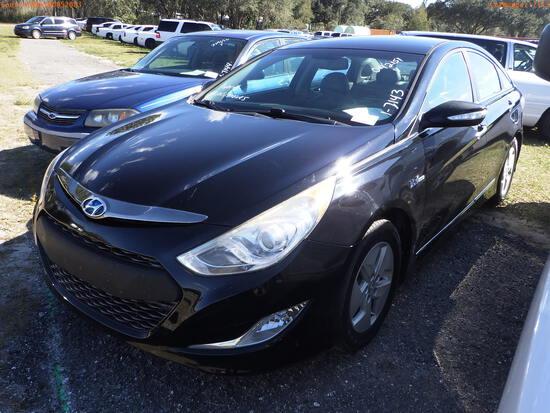 2-52083 (Cars-Sedan 4D)  Seller:Private/Dealer 2012 HYUN SONATA