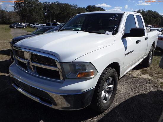 2-52401 (Trucks-Pickup 4D)  Seller:Private/Dealer 2012 DODG 1500