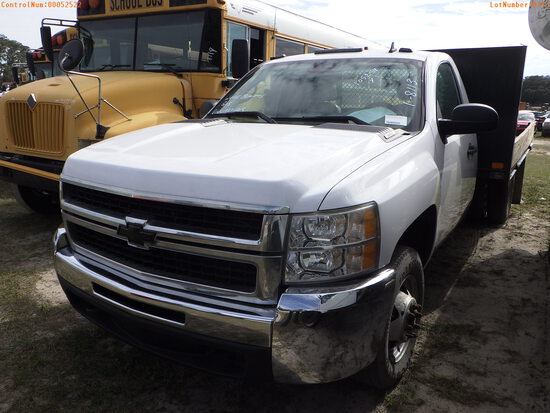 2-52522 (Trucks-Flatbed)  Seller:Private/Dealer 2008 CHEV 3500HD