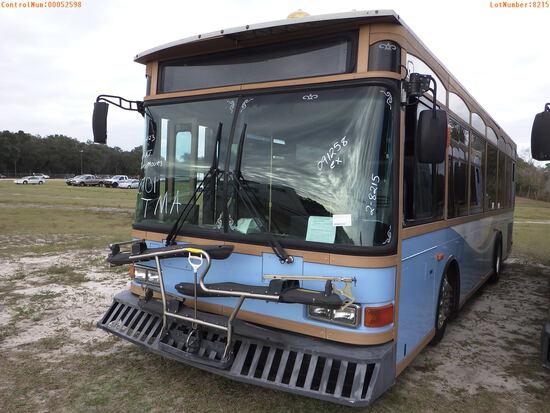 2-08215 (Trucks-Buses)  Seller: Gov-Hillsborough Area Regional 2007 GILL G29E102