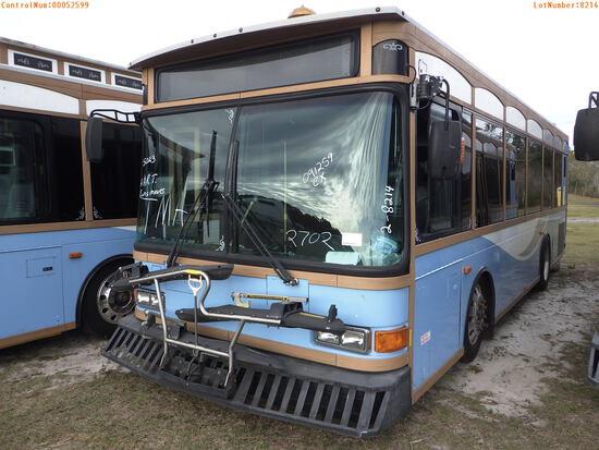 2-08214 (Trucks-Buses)  Seller: Gov-Hillsborough Area Regional 2007 GILL G29E102