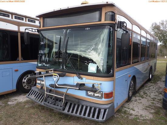 2-08213 (Trucks-Buses)  Seller: Gov-Hillsborough Area Regional 2007 GILL G29E102
