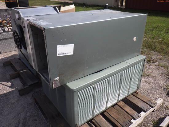 3-04116 (Equip.-Misc.)  Seller:Private/Dealer RHEEM AIR CONDITIONING UNIT
