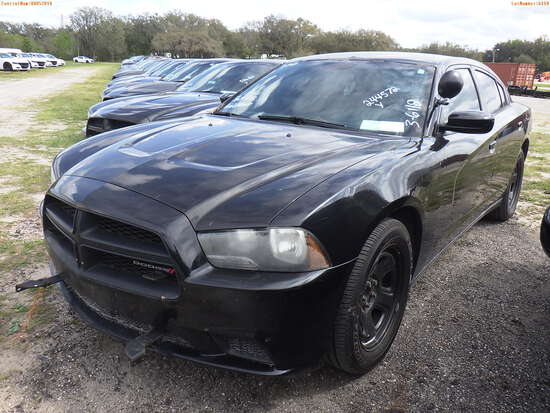 3-06118 (Cars-Sedan 4D)  Seller: Florida State F.H.P. 2014 DODG CHARGER