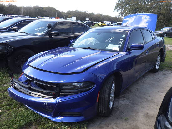 3-05113 (Cars-Sedan 4D)  Seller: Florida State F.D.L.E. 2018 DODG CHARGER