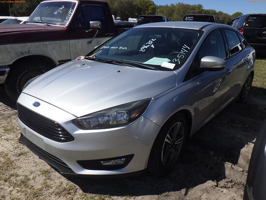 3-05144 (Cars-Sedan 4D)  Seller:Private/Dealer 2016 FORD FOCUS