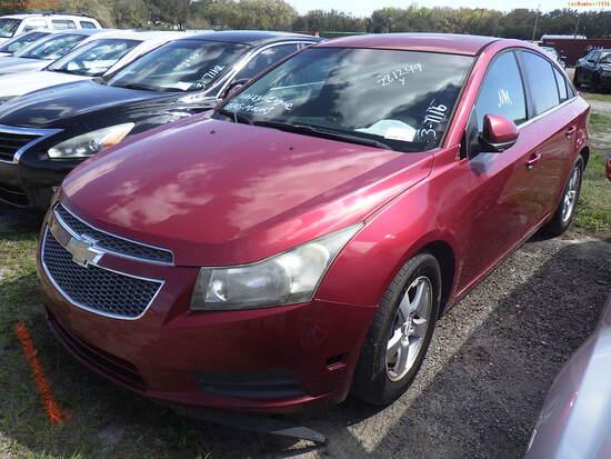 3-07116 (Cars-Sedan 4D)  Seller:Private/Dealer 2012 CHEV CRUZE