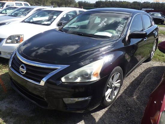 3-07117 (Cars-Sedan 4D)  Seller:Private/Dealer 2013 NISS ALTIMA