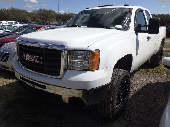 3-07114 (Trucks-Pickup 4D)  Seller:Private/Dealer 2008 GMC 2500HD