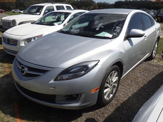 3-07119 (Cars-Sedan 4D)  Seller:Private/Dealer 2012 MAZD 6