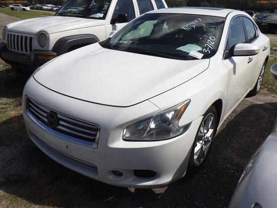 3-07120 (Cars-Sedan 4D)  Seller:Private/Dealer 2012 NISS MAXIMA