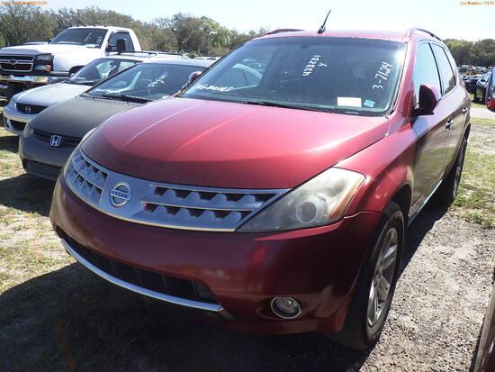 3-07124 (Cars-SUV 4D)  Seller:Private/Dealer 2006 NISS MURANO