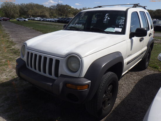 3-07121 (Cars-SUV 4D)  Seller:Private/Dealer 2004 JEEP LIBERTY