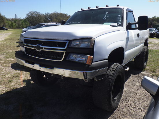 3-07127 (Trucks-Pickup 2D)  Seller:Private/Dealer 2006 CHEV 1500
