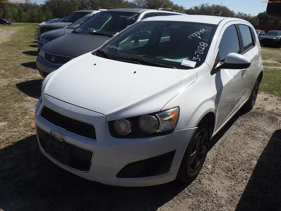 3-07128 (Cars-Hatchback 4D)  Seller:Private/Dealer 2014 CHEV SONIC
