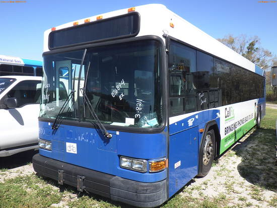 3-08211 (Trucks-Buses)  Seller: Gov-Hillsborough Area Regional 2006 GILL G21D102
