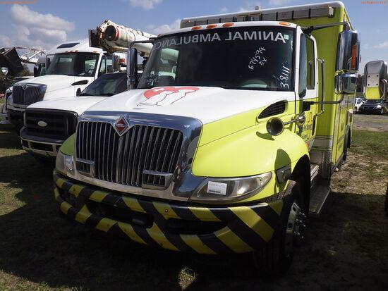 3-08111 (Trucks-Ambulance)  Seller:Private/Dealer 2008 HRTN 4300