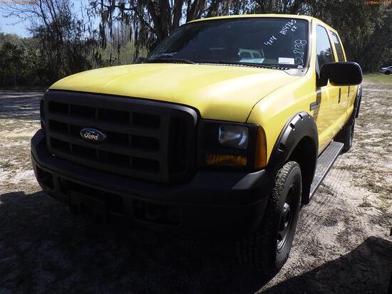 3-53396 (Trucks-Pickup 4D)  Seller:Private/Dealer 2006 FORD F350SD