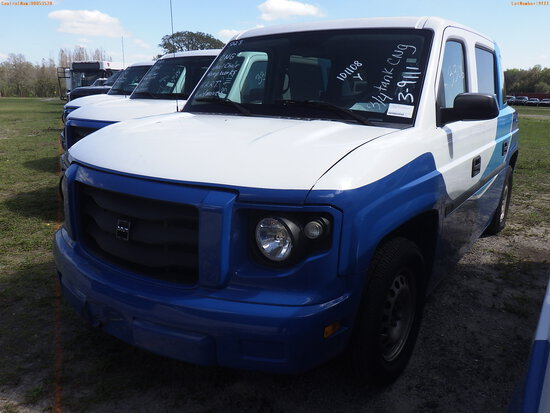 3-09111 (Cars-Van 4D)  Seller: Gov-Hillsborough Area Regional 2014 MOVT MV1